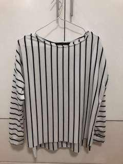 For me Striped top longsleeves