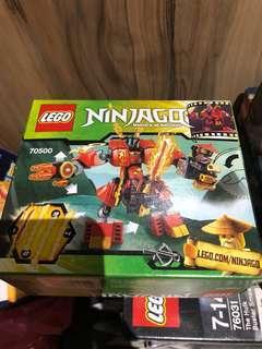 🚚 Lego 70500