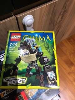🚚 Lego 70125