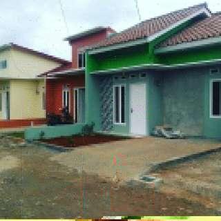 Kpr rumah tanpa dp cukup boking 3jt al in sampai akad kredit pengasinan arco sawangan Depok
