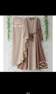Nissa dress with khimar