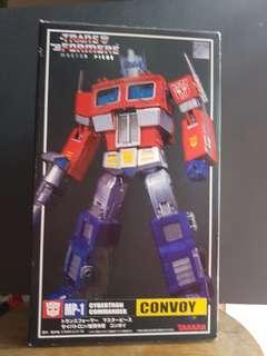 FSWW Vintage Transformers MP-1 Prime Takara MISB Mint