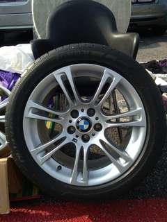 BMW original Sportrim 18""