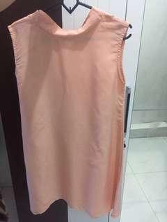 Dress Peach Top