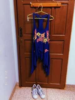 Topshop Summer Shirt Dress