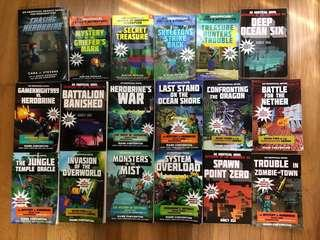 Minecraft book n others