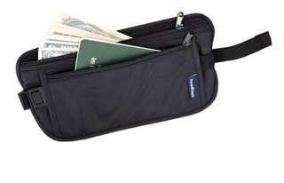 Travel organizer waist pouch