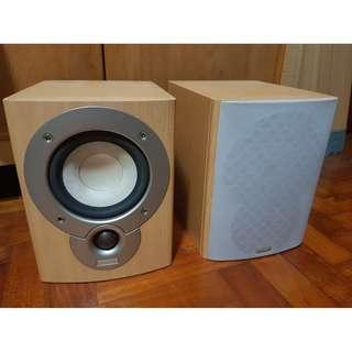 Denon SC-M51 Mission-designed bookshelf speakers