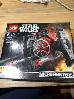 Lego 75194 microfighter tie fighter