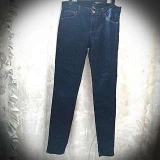 Forever21 Skinny low waist jeans