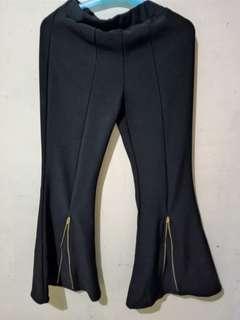 Celana cutbray wanita