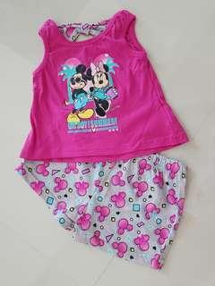 🚚 Mickey & Minnie Set