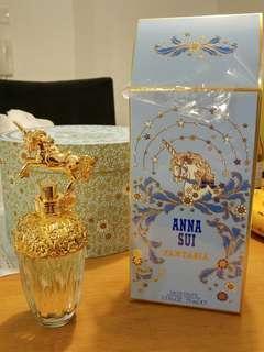 可議 Anna Sui Fantasia 香水 75ml