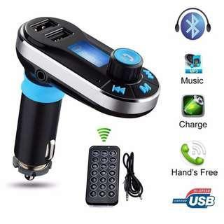 Perbeat Bluetooth FM Transmitter
