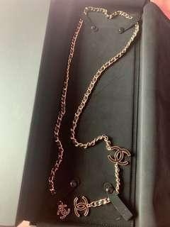 Chanel 腰鏈,可當頸鍊