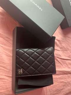 Chanel passport holder 護照套