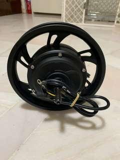 72v 3200w Motor
