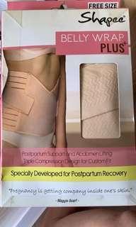 🚚 Shapee Postpartum Belly Wrap Plus