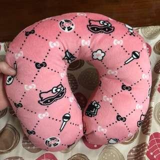 🚚 全新 只有頸枕 7-11 集點 收集 百變 Hello Kitty 經典 美好年代 限量 絨毛 頸枕 U型枕