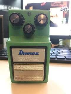 Ibanez Tube Screamer TS9 Guitar Pedal Effect