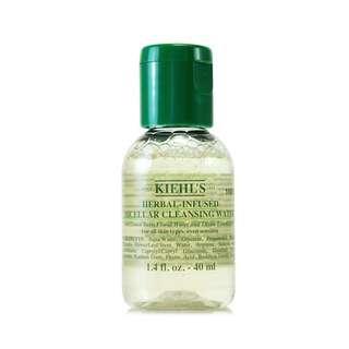 KIEHLS契爾氏 檸檬香蜂草保濕卸妝水40ml  需先付款才出貨 運費另計60元