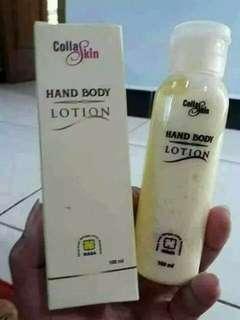 Jadikan kulit cantik dgn COLLASKIN BODY LOTION