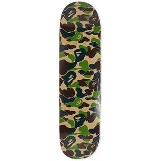 dbd31cde9ac5d A Bathing Ape Bape ABC Camo Skateboard Deck (Green)