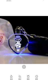 🚚 Customised light Key chain