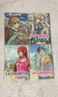 Le Gardenie Complete Set