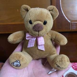 🚚 二手 棕熊 小熊 玩偶 玩具 娃娃
