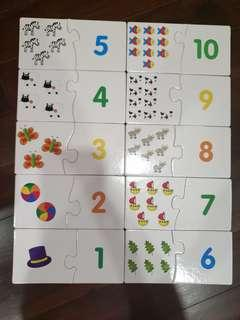 Number Puzzles B