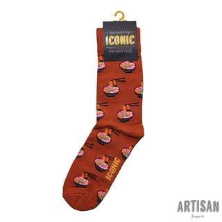 Iconic Socks - Ramen