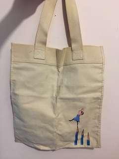 Tote Bag 幾米print