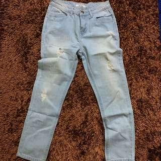 Colorbox Mom Jeans