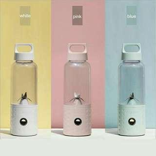 Personal blended machine bottle