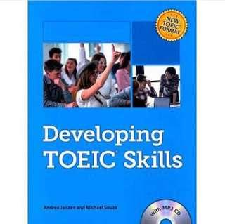 🚚 Developing Toeic skills