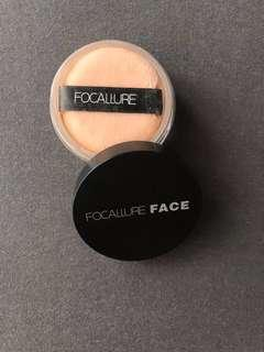 SALE | Preloved - Focallure Face Loose Powder 02