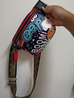 Cute pouch bag