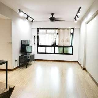 Cheapest 4 Room In Senja Road. Only 4 Years Plus