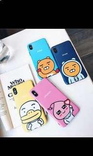 Kakao friends iPhone casing
