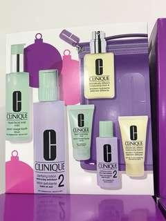 Clinique great skin home & away (skin 1,2 / 3,4)