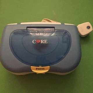 Care 電暖濕紙巾盒