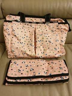 🚚 LeSportsac Baby Bag