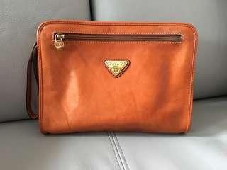 Vintage Paca's leather bag