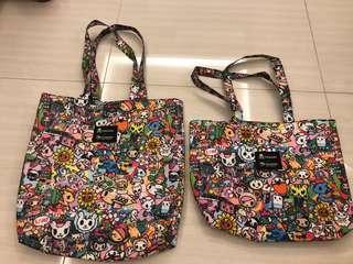 Tokidoki x Changi Airport Mother & Daughter bag