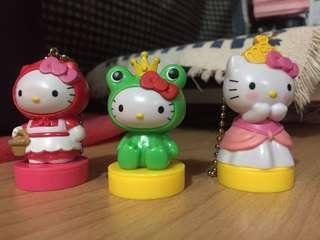 🚚 Hello Kitty可愛 印章。。