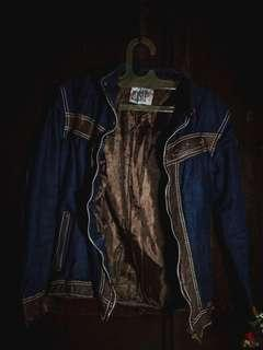 The Exclusive Design Jeans Jacket