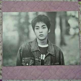 EXO Xiumin dIE JUNGS photocard