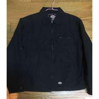 🚚 (降價)Dickies Detroit jacket 底特律帆布工作外套 黑 全新 M carhartt可參考