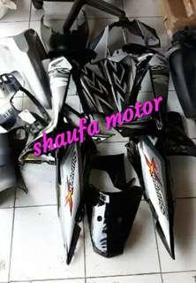 Cover body supra x 125 full body